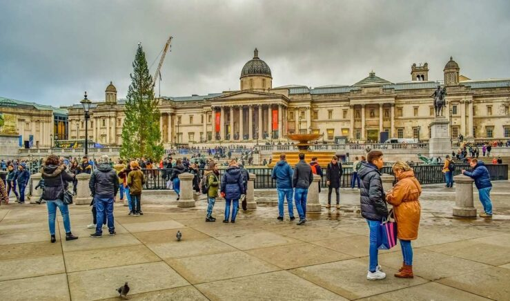London museums attractions sightseeing in 3 days