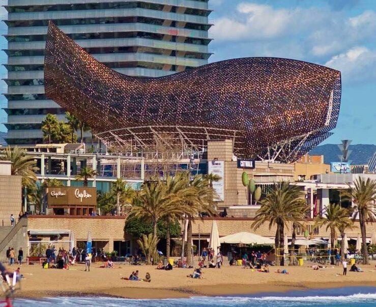 Peix Frank Gehry