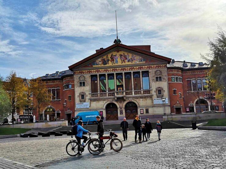 Visit Aarhus Denmark - Theatre