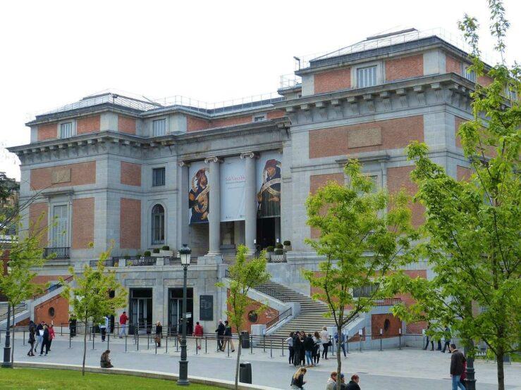 The Prado Museum, Royal Palace & Plaza Mayor - Madrid