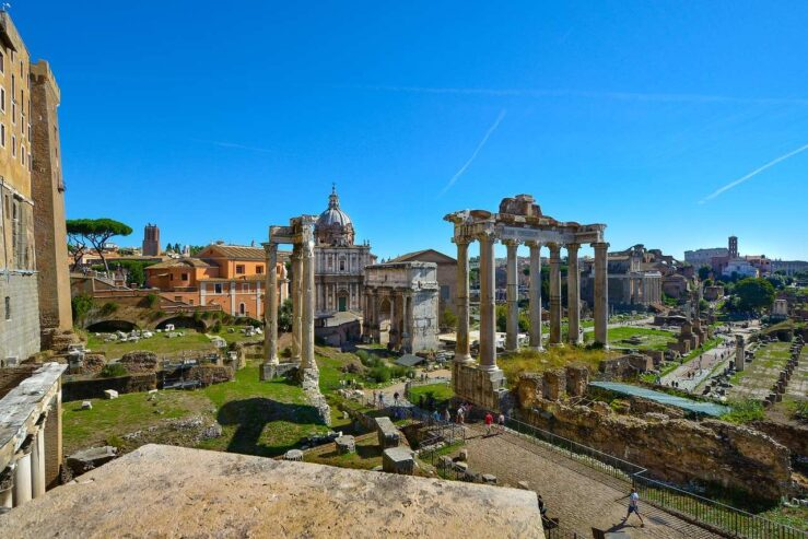 Palatine Hill, Vatican Museums, Piazza Navona