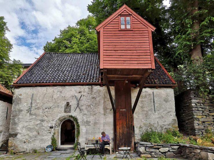 Old Bergen Norway