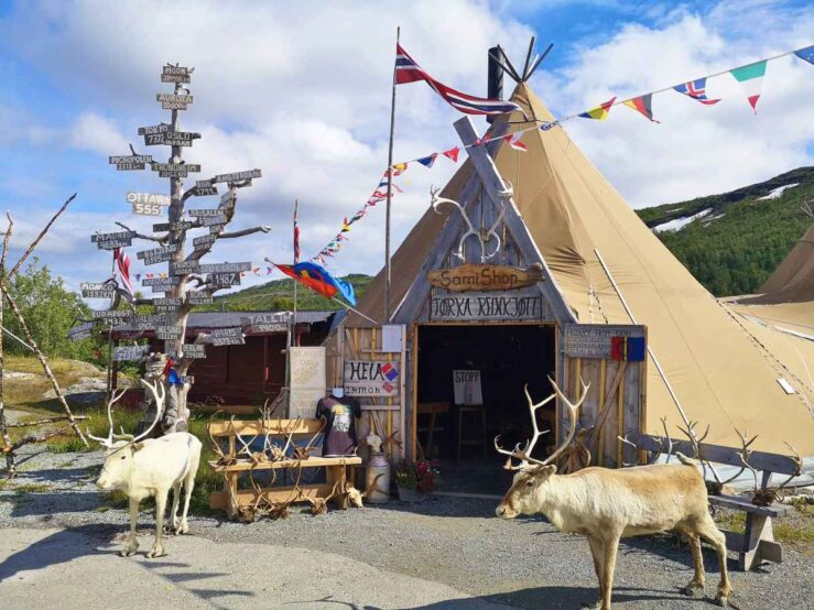 Sami people Lapland