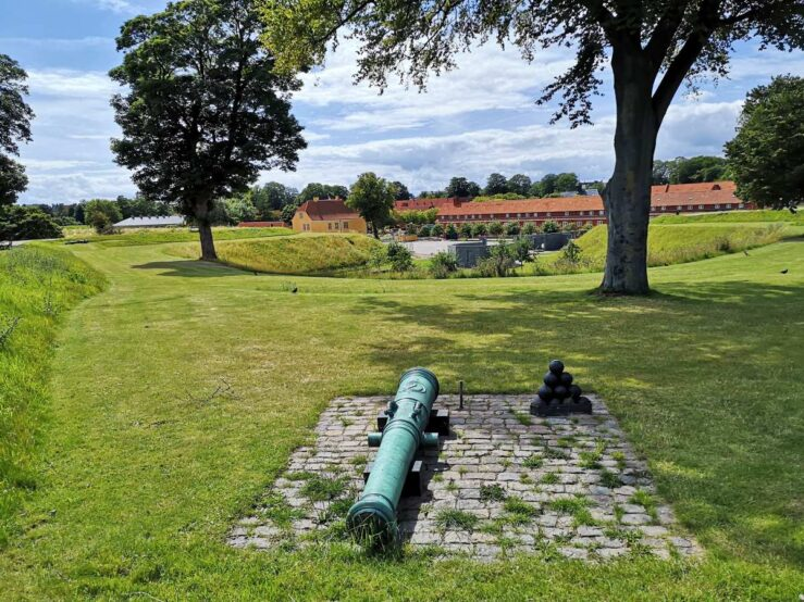 What things to see and do in Copenhagen Kastellet