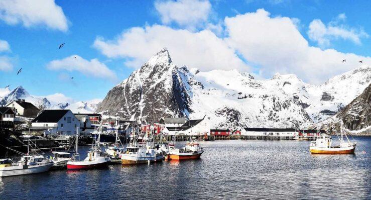 Hurtigruten Norway cruise ship
