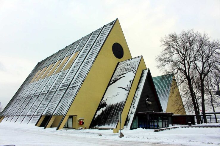 Things to Do in Oslo Opera House, Akershus, Munch Museum Fram