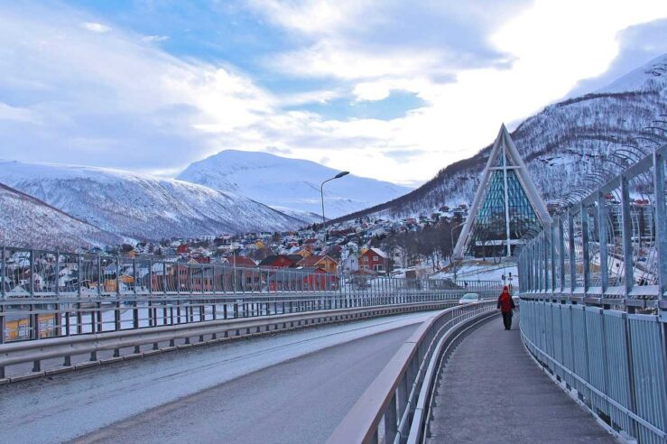 Tromso in Norway