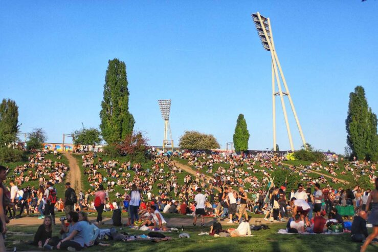 Things to Do in Berlin City - What Attractions to Visit - Mauerpark