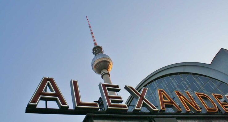 Things to Do in Berlin City - What Attractions to Visit TV Tower