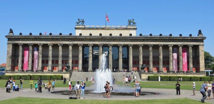 Things to Do in Berlin City - What Attractions to Visit Altes Museum